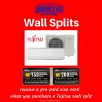 Fujitsu Wall Split