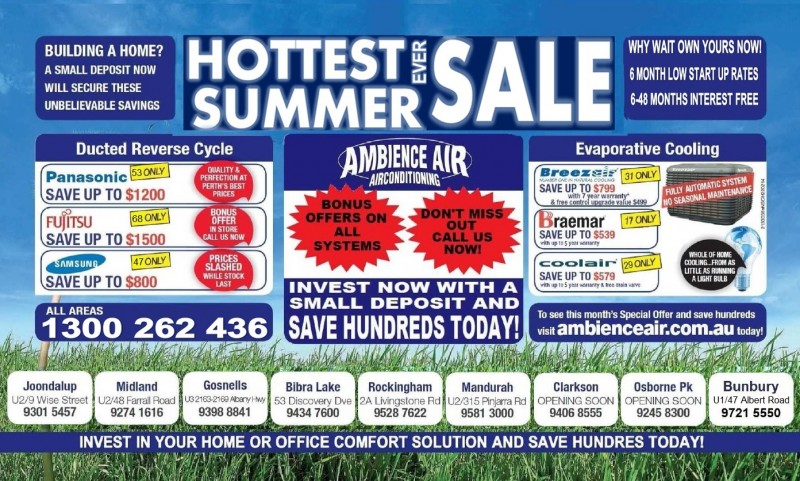 Hottest Ever Summer Sale