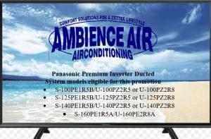 Panasonic TV Promotion model pic_Feb 2019