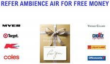 Free Money flyer