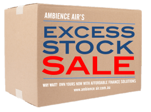 Ambience Air Excess Stock Sale Banner4