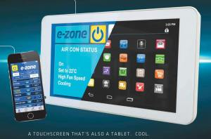 Ezone screen pic