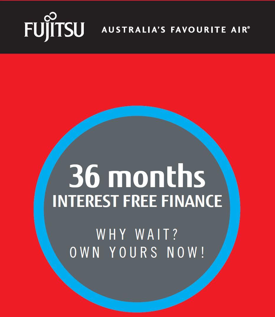 Fujitsu 36months Cool Finance_flyer