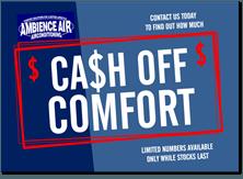 Cash Off Comfort_Flyer