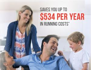 DGH running cost savings flyer