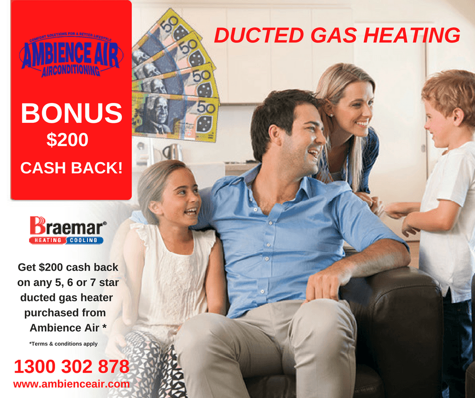 GAS DUCTED RED
