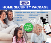 Panasonic Home Security Package_1860rrp_2017