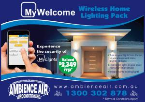 My Welcome_Smart Lighting web flyer