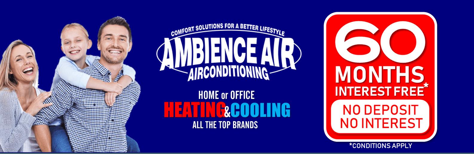 AmbAir1 60 Months Website Banner 1905x590