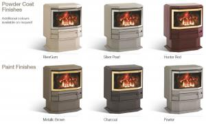Archer Gas Log Fire Range_pic